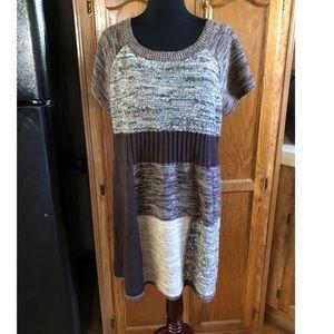 Style & Co Tunic Sweater Dress Size 2X